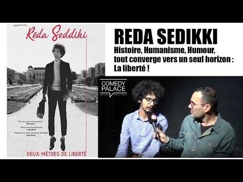 Les RDV Cultur'L   Réda SEDIKKI  2 mètres de liberté