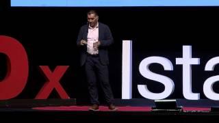 İtiraz Et, Hayal Kur, İlerle! | Selçuk R. Şirin | TEDxIstanbul