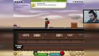 Darmowe Gry Online - Kaktus McCoy #2 - Pociąg