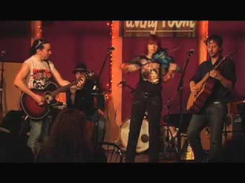 "Deni Bonet - Live @ The Living Room in NYC - ""Alone"""