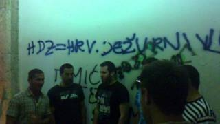 Klapa Bunari - U boj u boj (HD; Prokurative, Split; 27.05.2011)