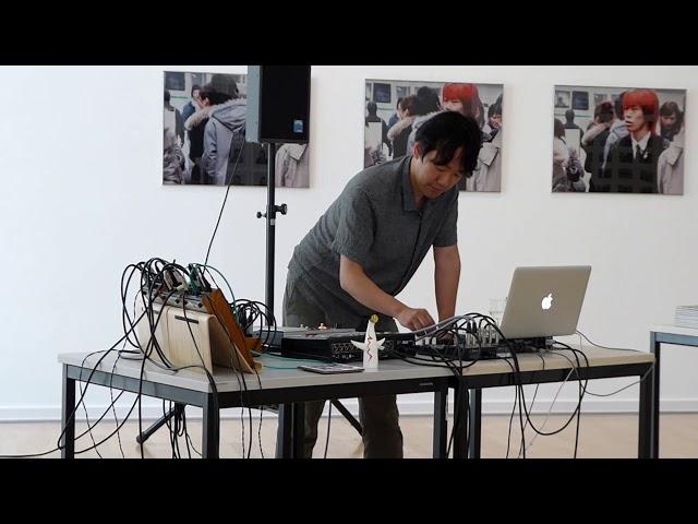 20190630 - Kunsthalle Gießen -  Shunsuke Oshio