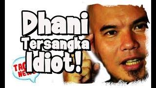 Ejekan Idiot Berujung Tersangka, Dhani Berang, Malah Hina Polisi dan Presiden!