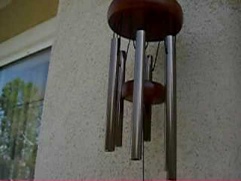 Wind Chime actual sound. 18 inches
