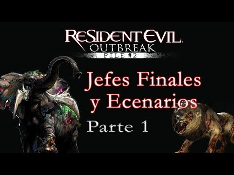 Loquendo - Resident Evil Outbreak File 2 - Jefes Finales y Ecenarios 1