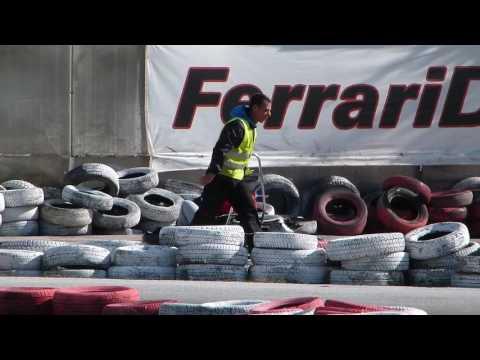 F1 Fans Kart Challenge Athens 2017 - test 3