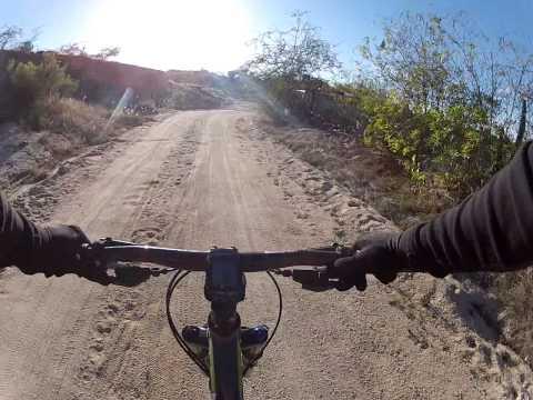 Carrera MTB Rancho Los Tamales 2015 La Paz Baja California Sur