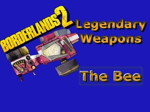 Borderlands 2 || The BEE SHIELD || LEGENDARY WEAPON Guide ... Borderlands 2 The Bee