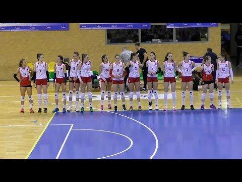 Joker Mekro Energoremont Świecie vs. SMS PZPS Szczyrk (18.10.2017) I liga