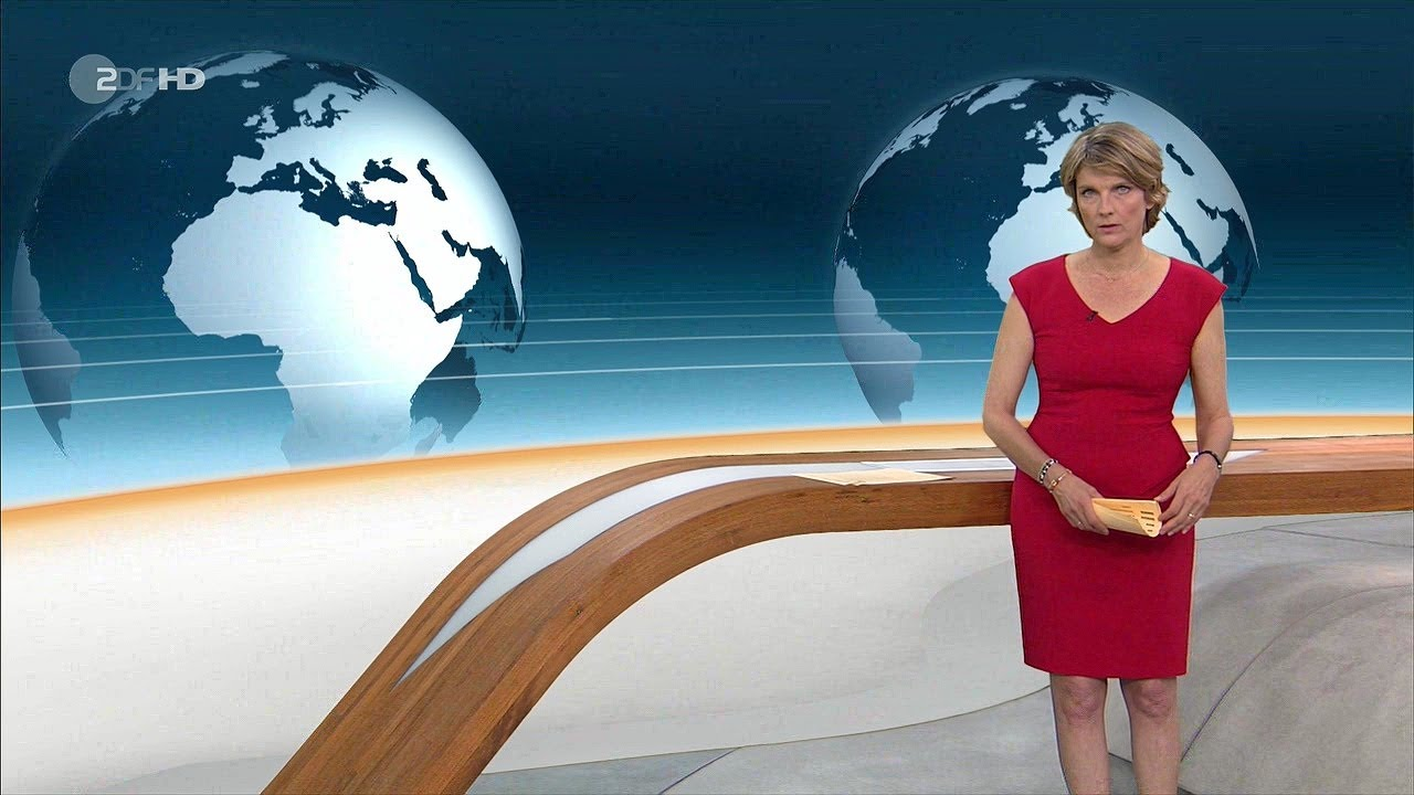 Marietta Slomka Heute Journal 15 09 2020 Hd Youtube
