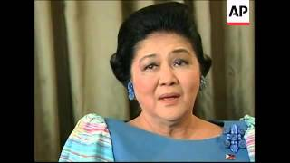 Imelda Marcos launches new bag and jewellery line