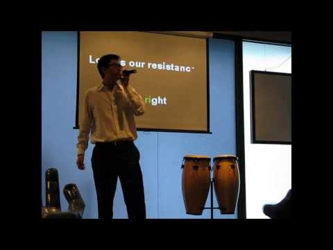 """Ben Ross """"Resistance"""" by Muse at Radio Star Karaoke (NYC)"""