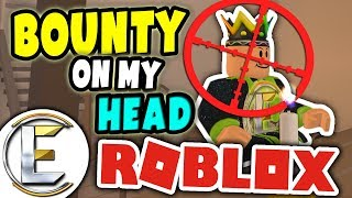 BOUNTY ON MY HEAD IN ROBLOX | IT'S HIGH NOON - [DUAL GUN] Wild Revolvers