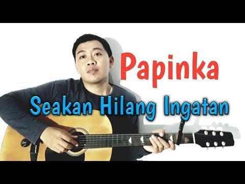 PAPINKA - Seakan Hilang Ingatan (cover)