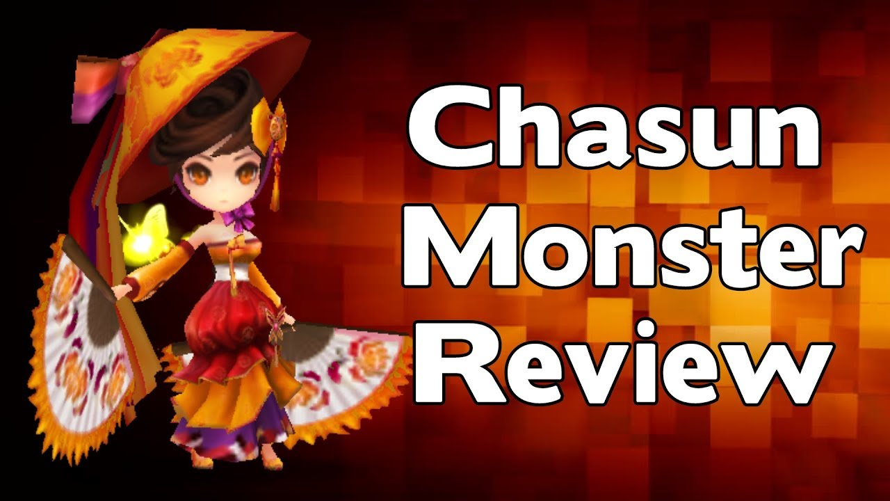 Download Summoners War - Chasun Monster Review - How To Rune Chasun