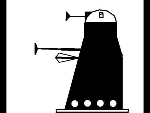 Dalek Pivot Voice Test Exterminate