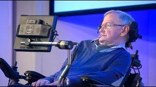 Stephen Hawking Inspires Developers World Wide