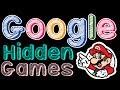 6 Amazing GOOGLE Hidden SECRET GAMES ! 2017