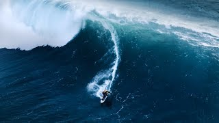 I Surfed Mountains In Nazare!!! (Part 1) | Vlog³ 87