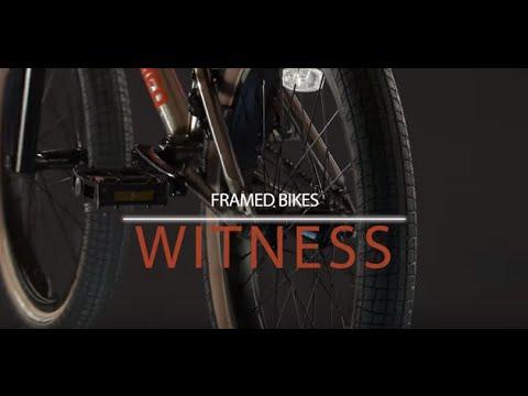 Framed Witness Bmx Bike Overview Framedbikes Com Youtube