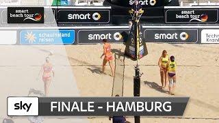 Hamburg: Das Frauen-Finale in voller Länge | smart beach tour 2016
