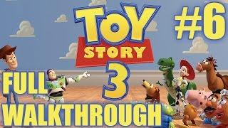 Історія іграшок 3 проходження частина #6 | НСР ігри | Nintendo ДС | немає коментарів
