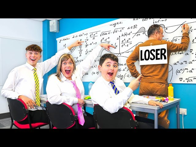 8 WAYS TO PRANK YOUR SCHOOL TEACHER!