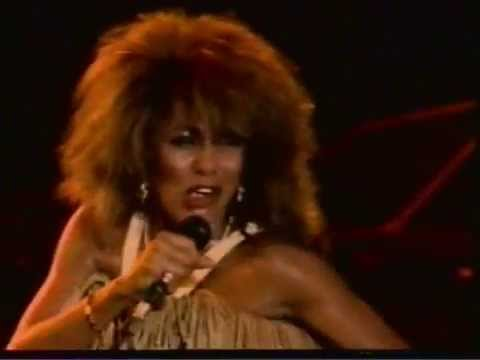 Show de Tina Turner no Maracanã 1988