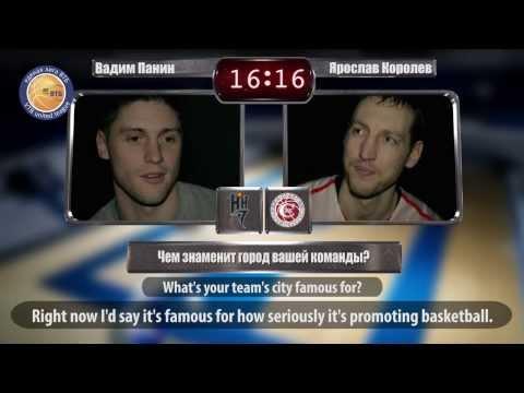 One-on-one: Vadim Panin vs. Yaroslav Korolev