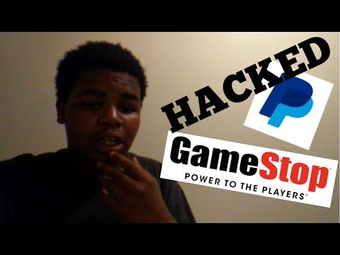 How I Hacked Gamestop and Paypal