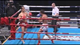 The Night Of Kick And Punch Iii°edizione - Corrado Sestito Vs Hicham El Hourari
