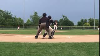 Deaglan Malally (MVP Baseball - Slumpbuster Tournament Omaha 2018)