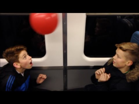 The Red Balloon: A London story
