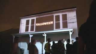 Halloween with Michael Myers at HHN 24 Full Walkthrough