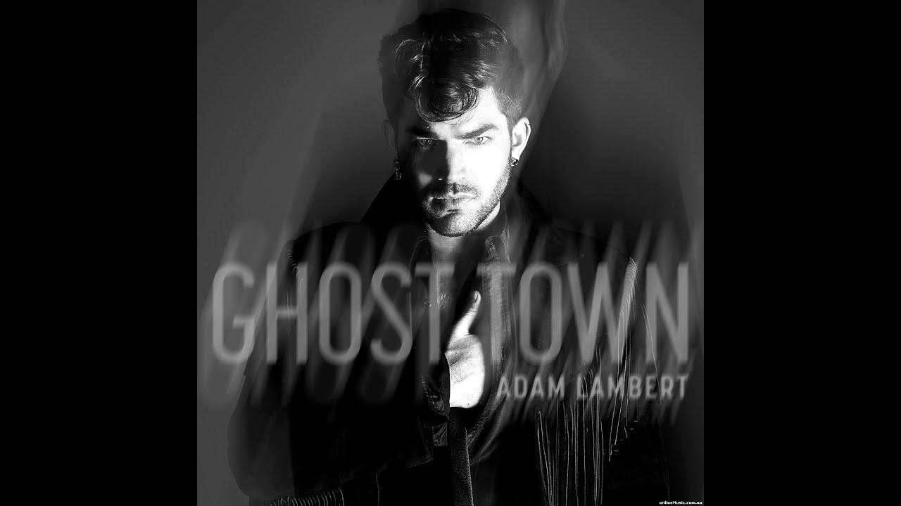 Адам ламберт скачать бесплатно mp3 ghost town