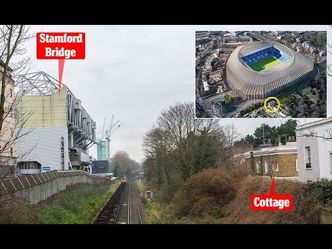 Chelsea plans for new £1bn stadium could be derailed