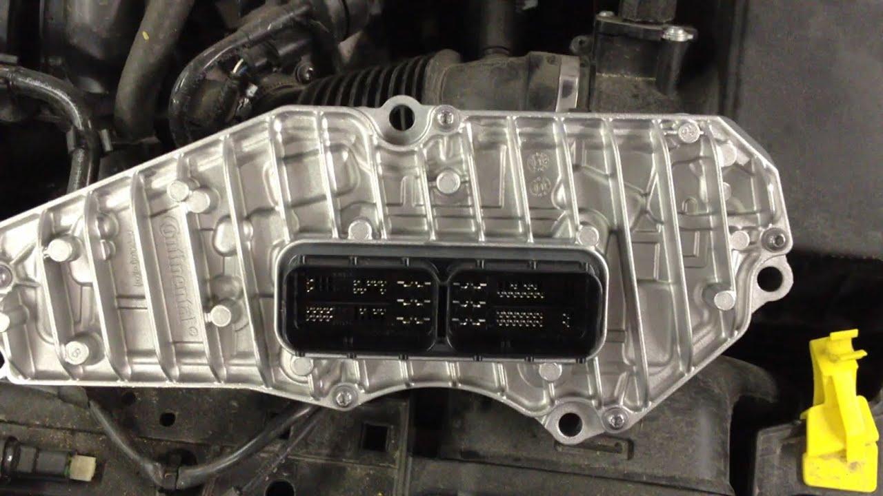 Ford Focus & Fiesta Powershift Dual Clutch TCM Failure