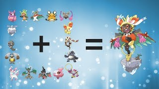 Pokemon Fusion Challenge - 18 Pokemon Gen 5 AND 16 Pokemon Gen 6. MP3