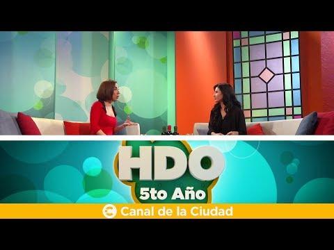 """<h3 class=""""list-group-item-title"""">""""Si hubiera nacido en otra época"""", entrevista a Adabel Guerrero y más en Hacete de Oliva</h3>"""
