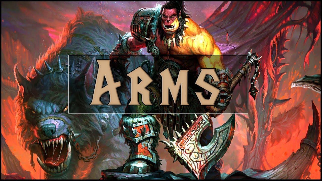 BFA - Arms Warrior | Full DPS Guide 8 0/8 1 [Basics PvE]