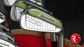 ONE HUGE NEGATIVE......NEW TAYLORMADE P760 IRONS FULL REVIEW