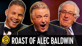 The Harshest Burns from the Roast of Alec Baldwin