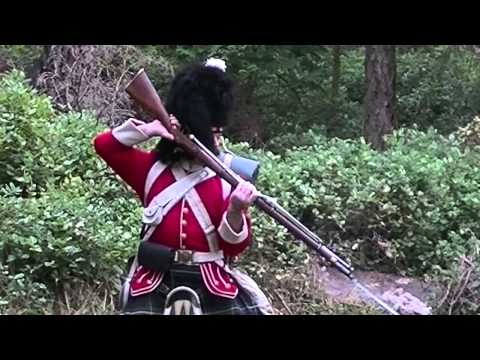 The P53 Enfield Rifle-Musket:  The Bayonet Exercise c.1861