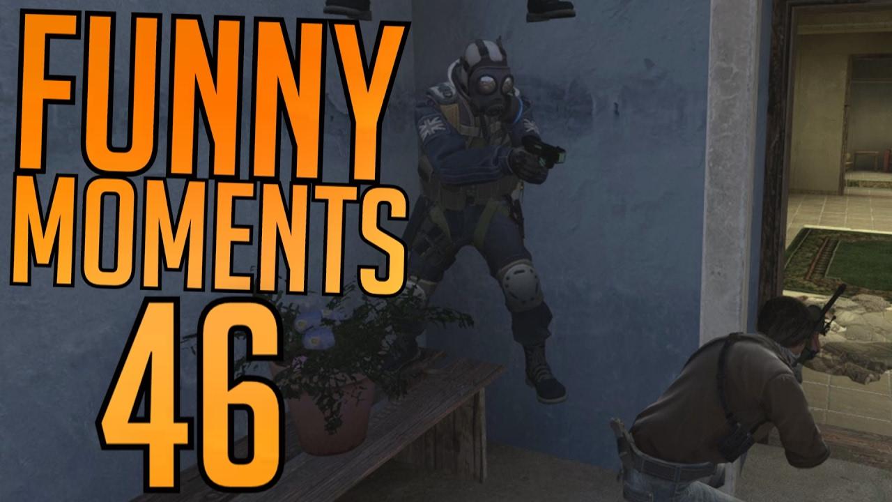 Download CS:GO - Funny Moments #46