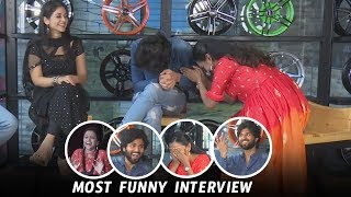 FULL VIDEO: Anchor Suma SUPER FUN Interview With Vijay Devarakonda | Taxiwaala Interview | DC