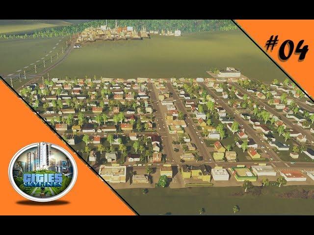 KEIN STROM, KEIN WASSER 🏡 Let's Play Cities: Skylines #04