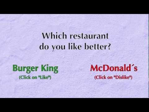 Poll: Burger King or McDonald´s?
