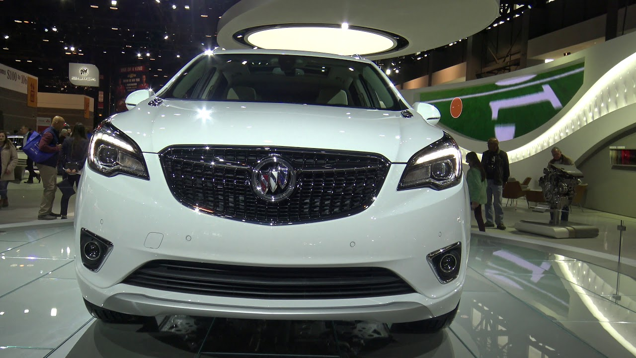 2020 Buick Envision - YouTube