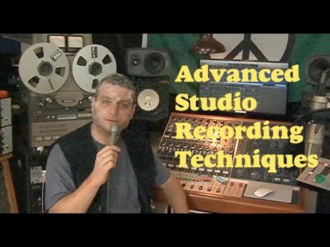"Advanced Studio Recording Techniques 01 - ""Building an Echo Chamber"" [Full Episode]"