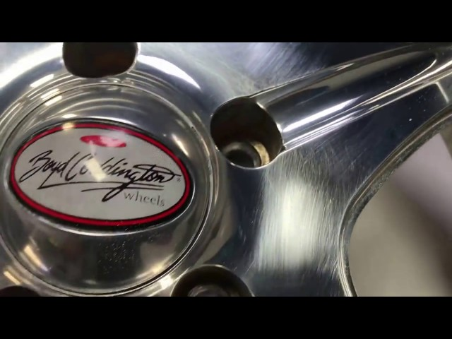 Boyd Coddington Aluminator Metal Polish